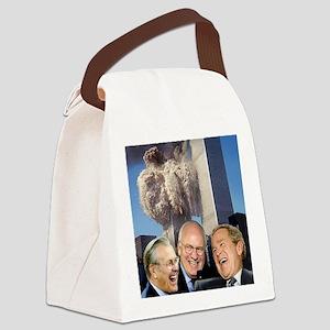 JetFuel[F] Canvas Lunch Bag